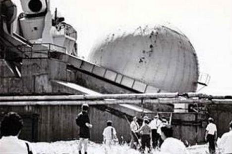 Programa Terra-3 tinha objetivo de criar sistemas de laser terrestres Foto: topwar.ru