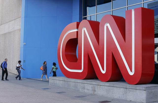 CNN adalah media yang pertama kali memberitakan penutupan sekolah yang sangat populer di antara anak-anak diplomat Barat ini.
