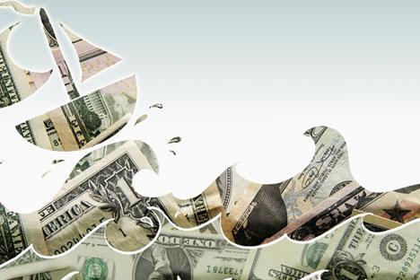 Nos Estados Unidos, o governo sempre informa à população sobre como o dinheiro é gasto. Na Rússia, essa prática ainda não existe Foto: Getty Images/Fotobank