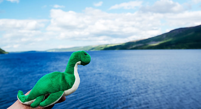 Headline of the week: 'England planned to kill the Loch Ness monster and deliver its carcass to London.' Source: Alamy / Legion Media