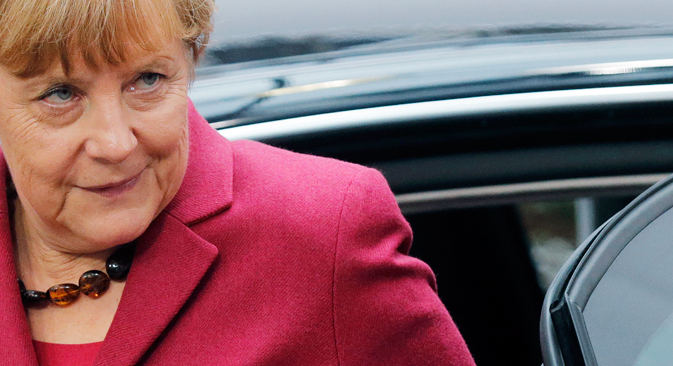 German Chancellor Angela Merkel has announced that the EU will not impose new sectorial sanctions on Russia this time. Source: Reuters