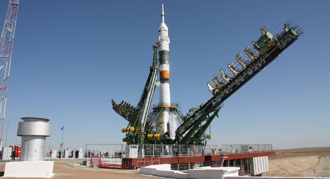 Russland plant 2017 eine eigene Raumstation zu entwickeln. Foto: TASS
