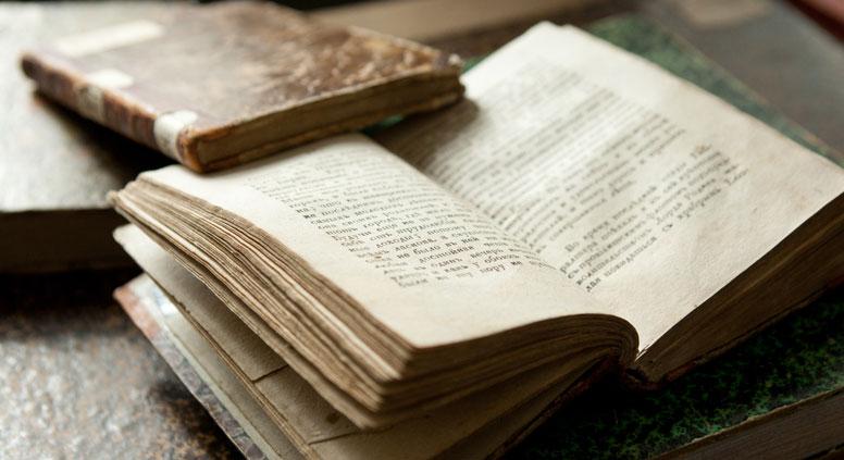 Proces digitalizacije starih knjiga u RGB-u. Foto-galerija: Anton Čuročkin