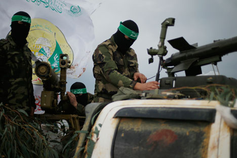 A top European Union court has removed the Palestinian Islamist group Hamas from the list of terrorist organizations. Source: Reuters