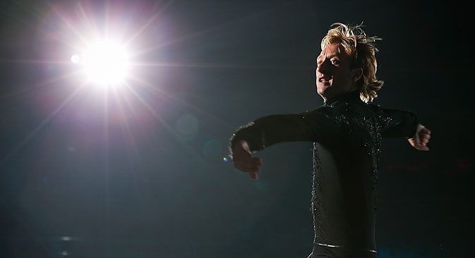 Evgeni Plushenko. Source: Getty Images/Fotobank