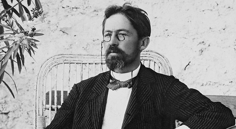 Anton Chekhov. Reproduction, 1948. Source: TASS