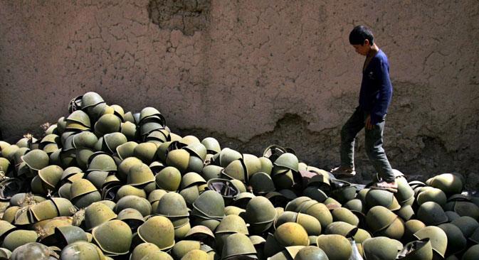 The game goes on? Source: Ahmad Masood / Reuters