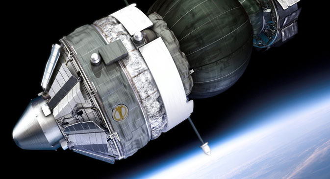 Foton-M3 spends 12 days in orbit before returning to Earth. Source: ESA