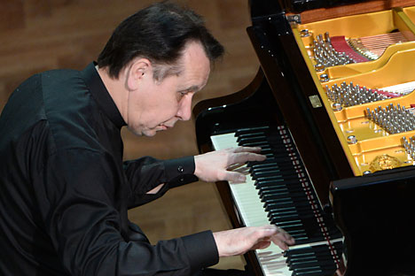 Russian pianist Mikhail Pletnev nominated for the BBC Music Magazine Awards