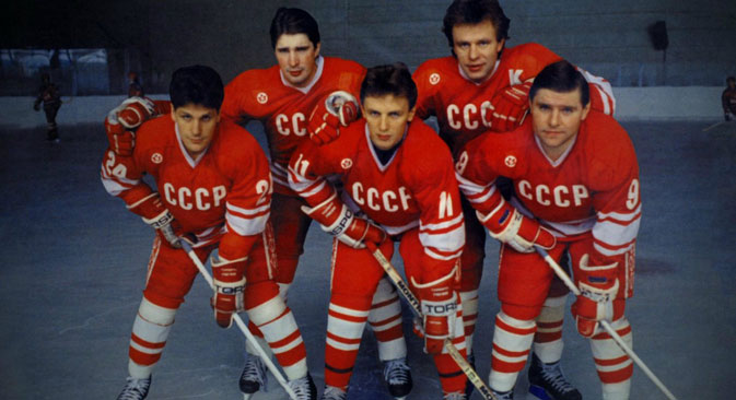 Documentary about legendary Soviet hockey team to hit American movie  theatres cd22245de