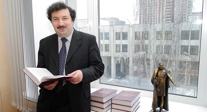 Vladimir Mau. Source: PhotoXpress