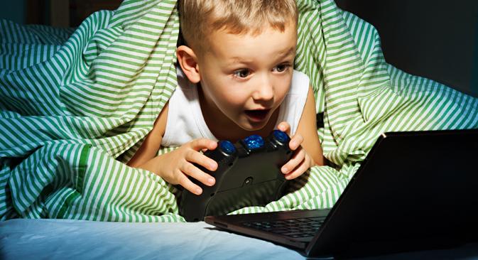 Jedan od najučinkovitijih načina učenja povijesti za djecu su online video igre. Izvor: Lori/Legion Media