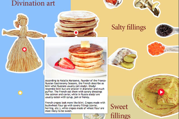 Everything you wanted to know about Russian pancakes