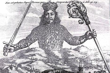 The real Leviathan