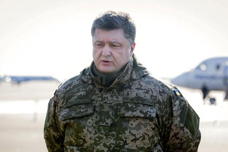 Segundo presidente ucraniano, aliados do Kremlin estariam infiltrados no serviço de segurança nacional Foto: Mikhail Palintchak/RIA Nóvosti