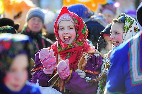 For all Russian food lovers, a real pancake feast will start on Feb. 16, when the week of Maslenitsa (Shrovetide) kicks off. Source: ITAR-TASS