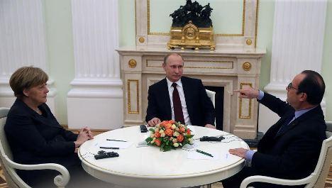 Talks on Ukraine to continue