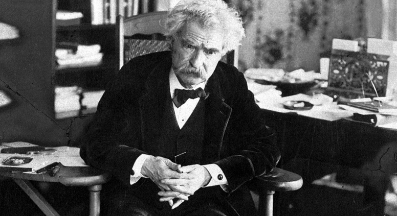 Mark Twain: 'America owes much to Russia for her unwavering friendship in the season of her greatest need.' Source: AP