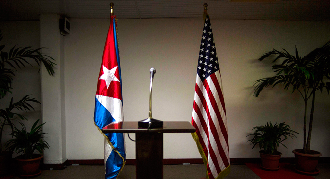 The U.S. Senate Committee on Foreign Relations has opened hearings examining the potential impact of the restoration of diplomatic ties with Cuba. Source: AP