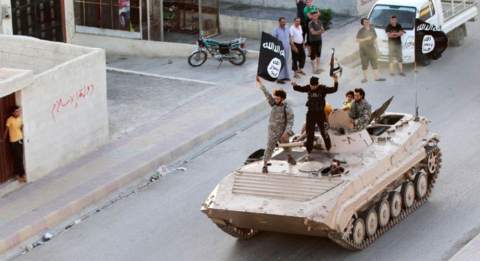 ISIS still poses a threat to Russia, with thousands of jihadists from the former Soviet Union – Russia, Central Asia, and the South Caucasus – currently fighting in the ranks of the radical group. Source: Reuters