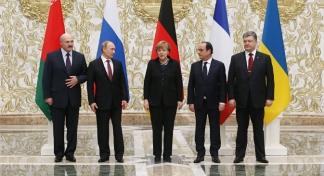 Minsk peace talks: Ceasefire in Ukraine to begin on Feb. 15