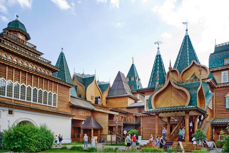 Kolomenskoye: Monument to the grandeur of medieval Muscovy