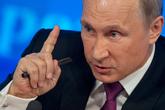 Putin: Russia did what it had to do in regarding Crimea