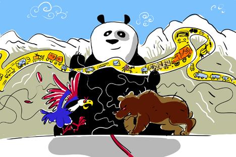 China will win the war over Ukraine
