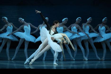 Xander Parish: 'I never imagined I would dance at the Mariinsky'