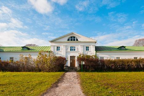 Yasnaya Polyana estate in Tula. Source: Geophoto