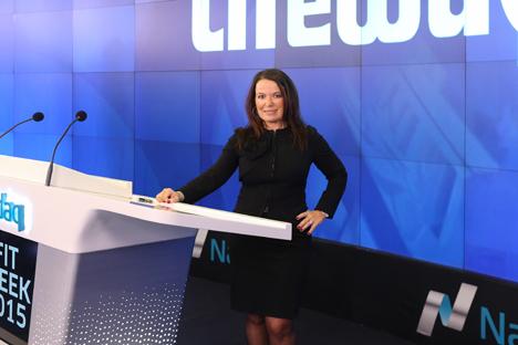 Julie Smolyansky, CEO of Lifeway Foods. Source: Lifeway Foods