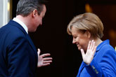 Press Digest: Merkel and Cameron decline invitation for May 9