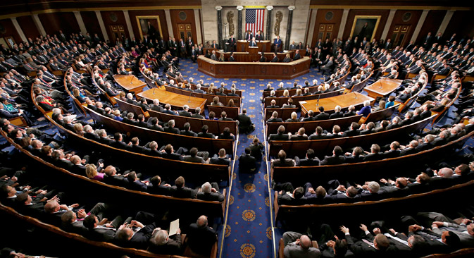 348 members of the U.S. House of Representatives have voted on a resolution calling on the President Barack Obama to start supplying Ukraine with lethal weapons. Source: AP