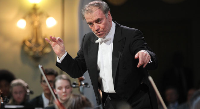 Valery Gergiev. Source: Press photo