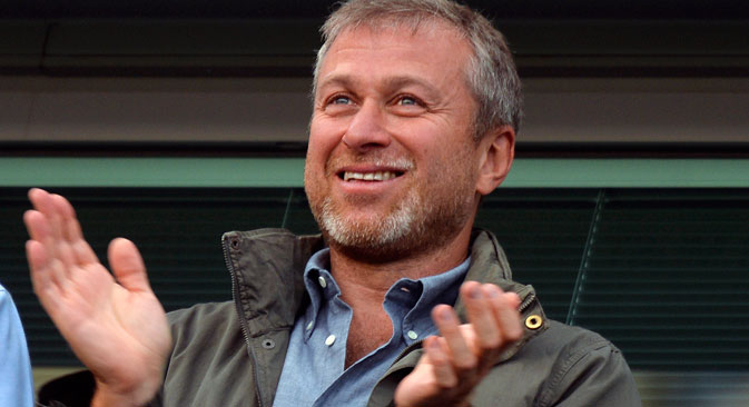 Roman Abramovich. Source: Reuters
