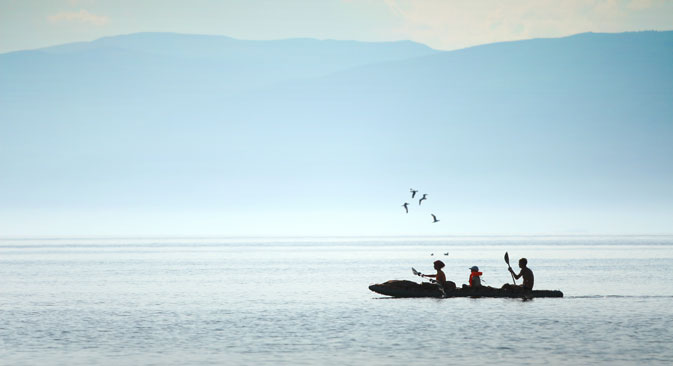 Experts expect that the 2015 season will also see an increase in foreign tourists to Baikal.Source: RIA Novosti/Nikolay Rutin