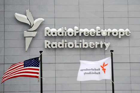 Radio Liberty to battle Russian propaganda with new digital media campaign