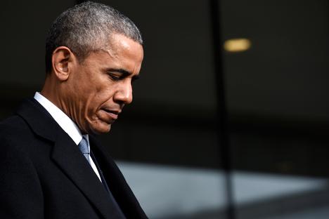 Falha facilitou acesso a detalhes em tempo real e não públicos da agenda de Obama Foto: AP