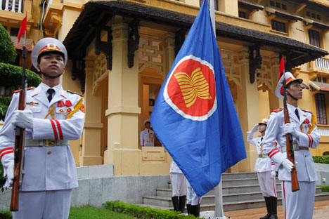 Russia to compete for ASEAN market with China and United States