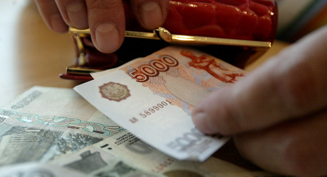 World Bank: Russia will see no economic growth in 2015-2016. Source: PhotoXPress