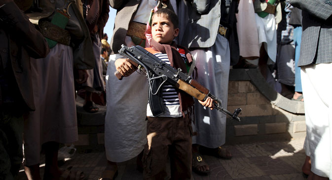 Yemen: Yet another friction point in the Russia-West relationship?