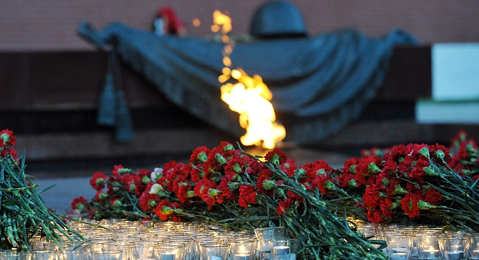 For Russia, 70th WWII Anniversary looms large