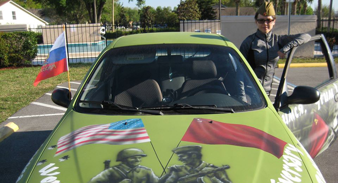 70th anniversary rally in U.S. to highlight Soviet role in WWII