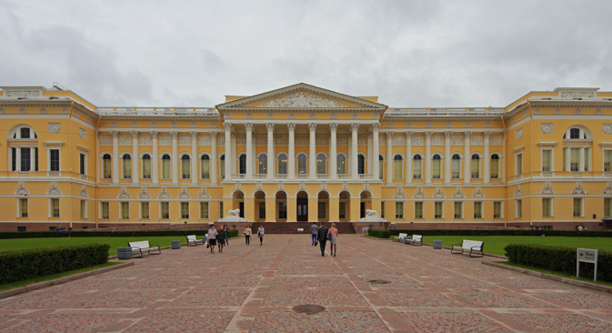 The Russian Museum in St. Petersburg. Source: A.Savin / Wikipedia.org