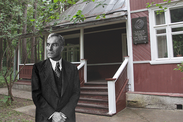 A virtual tour of Boris Pasternak's famous country house in Peredelkino