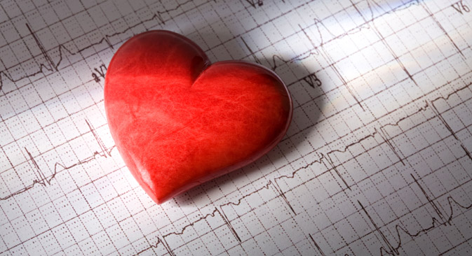 According to World Health Organization (WHO) statistics, over the past few years cardiovascular diseases such as heart attacks and strokes have started to affect much younger people. Source: Alamy / Legion Media