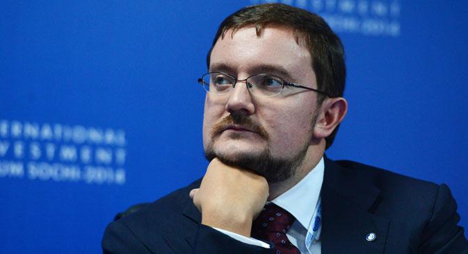 Alexei Repik. Source: Alexey Kudenko/RIA Novosti