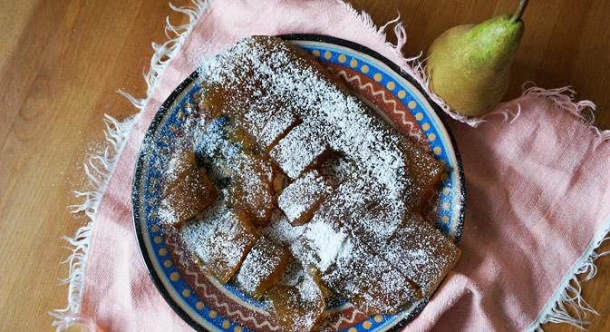 Apple marmalade. Source: Anna Kharzeeva