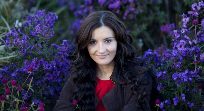 Alisa Ganieva. Source: Critik/wikipedia.org