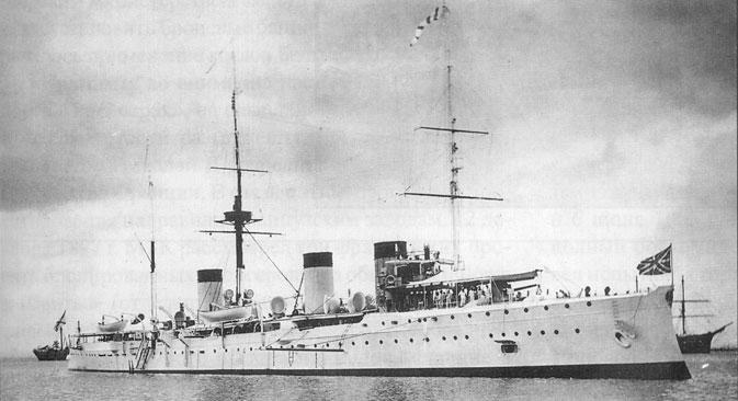 Zhemchug (Vladivostok, 1906). Source: Wikipedia.org